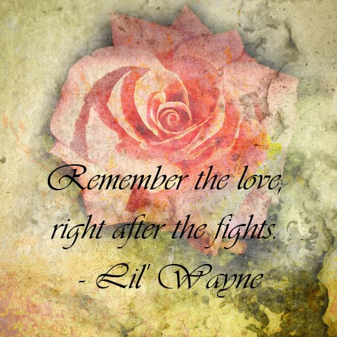 Love and Fights