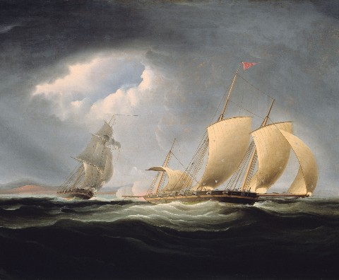 Capture of the Tripoli by the Enter
