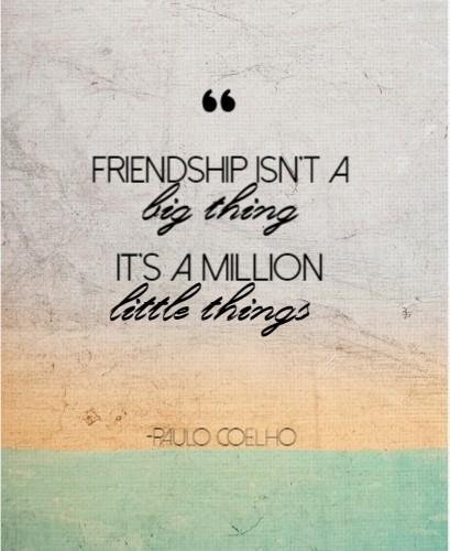 Friendship Canvas