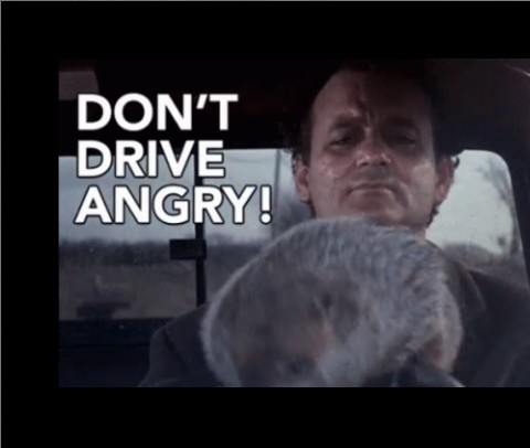 Dont Drive Angry!