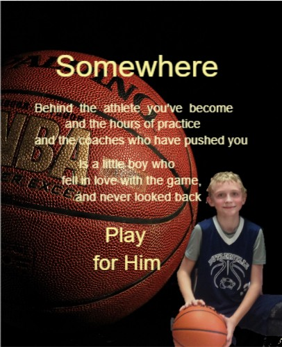 Play for Him