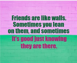 Friendship canvas Image