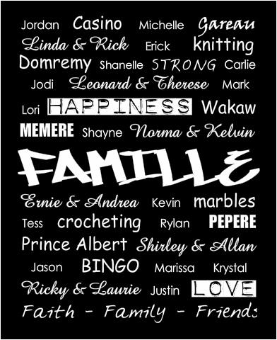 Gareau Family