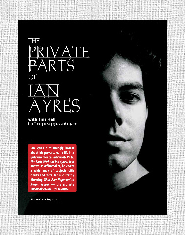 The Private Parts of Ian Ayres