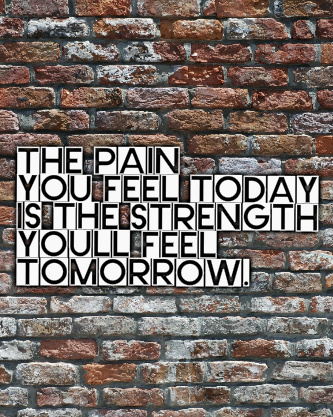 Strength Tomorrow