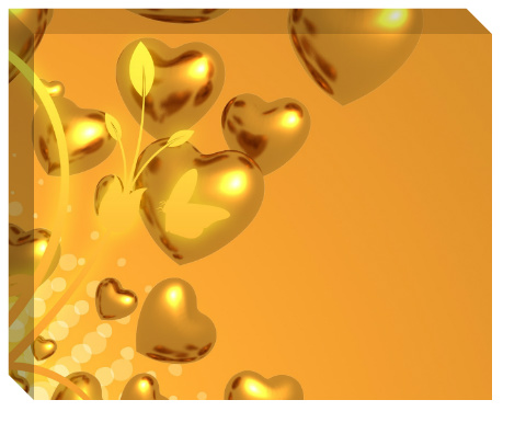 Love Heart of Gold