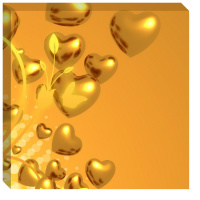 Love Heart of Gold Image