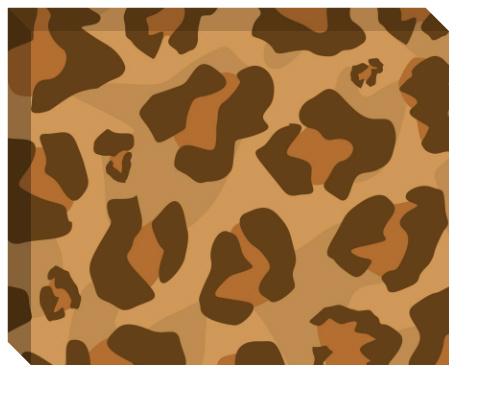 Classic Large Leopard Print