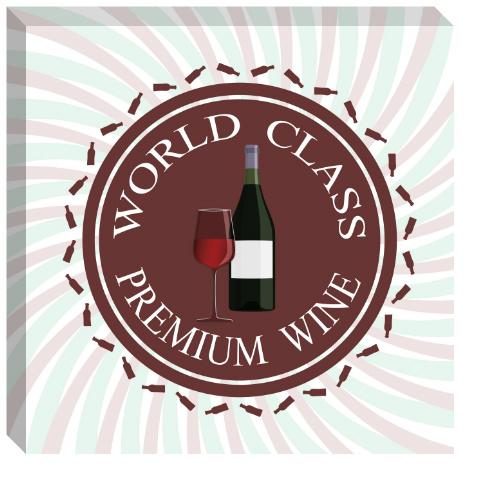 Premium Wine Logo