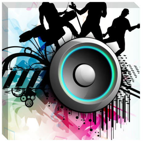 Band Jam Graphic
