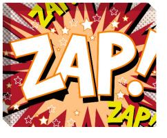 Zap! Image