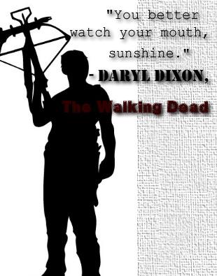 Daryl Dixon Quote