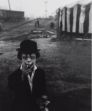 Circus Dwarf Bruce Davidson